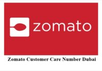 Zomato Customer Care Number Dubai