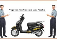 vogo toll free customer care number