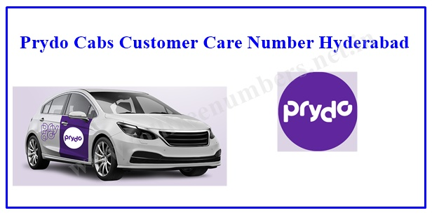 prydo cabs customer care number