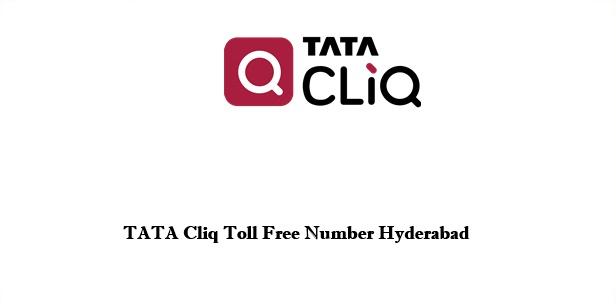 tata cliq toll fre number Hyderabad