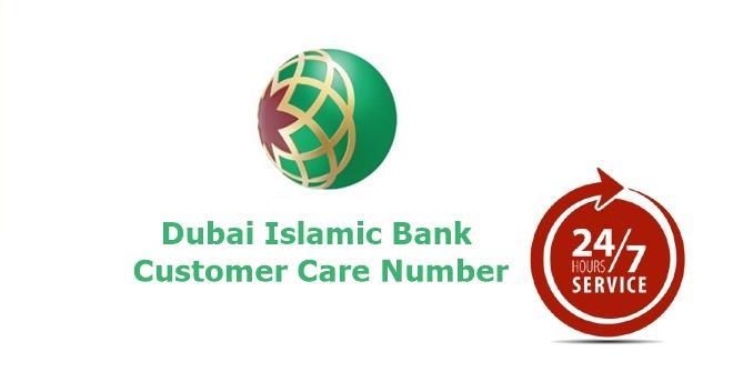 Dubai Islamic Bank Customer Care Number