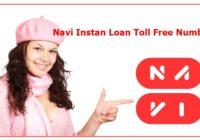 Navi Loan Toll Free Number