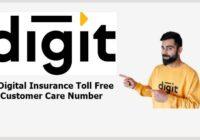 Digital Insurance Toll Free Customer Care Number